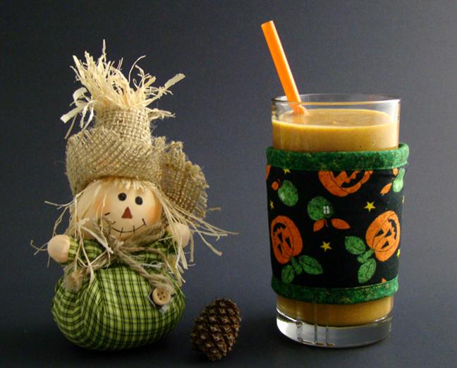 Kollar Halloween scarecrow pumpkin smoothie_72