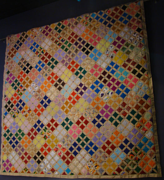 2015 Aug 18 Dollywood Chasing Rainbows Museum quilt_72