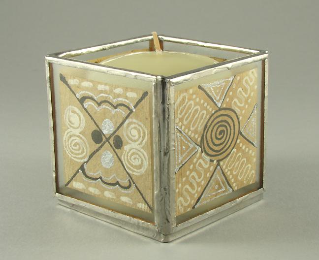 Orginal TBags candle holder_72