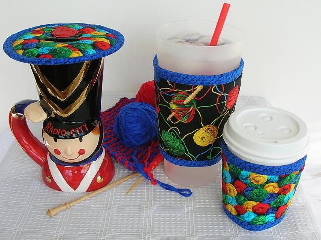 Yarn Collection - Kup Kap, Large Kup Kollar, Small Kup Kollar.