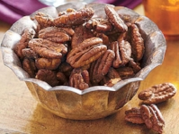 Glazed pecans add great flavor during the holidays.   (Pexels.com)