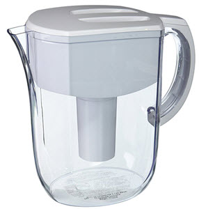 Brita 10-cup water-filtering pitcher