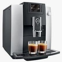 Jura E6 bean-to-cup automatic