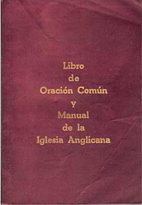 Libro de Oración Común de Chile