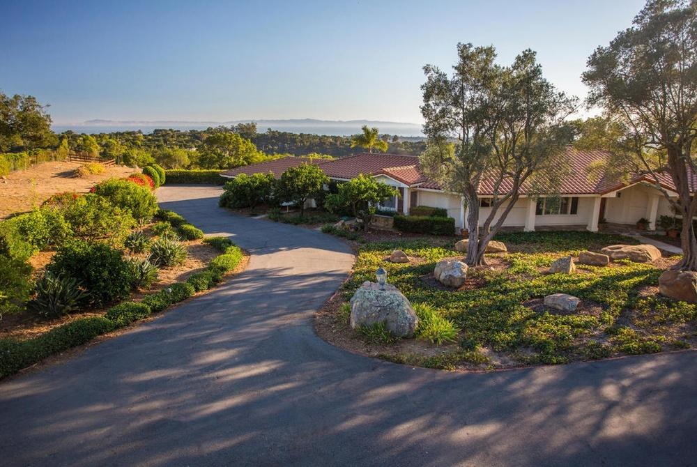 2.4 useable acres with huge views Riviera Foothills - Santa Barbara