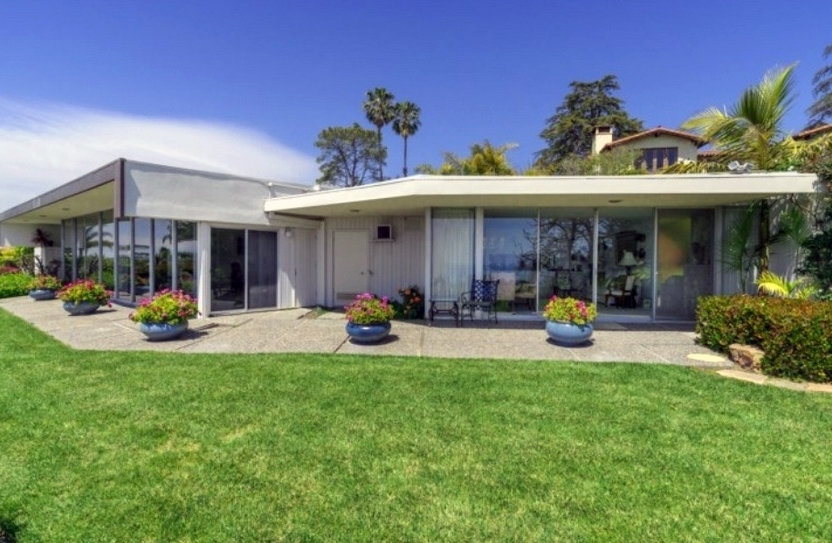 Stunning ocean view contemporary fixer - Montecito