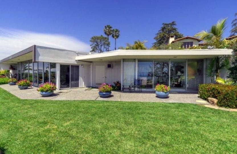 Stunning ocean view contemporary fixer - Montecito
