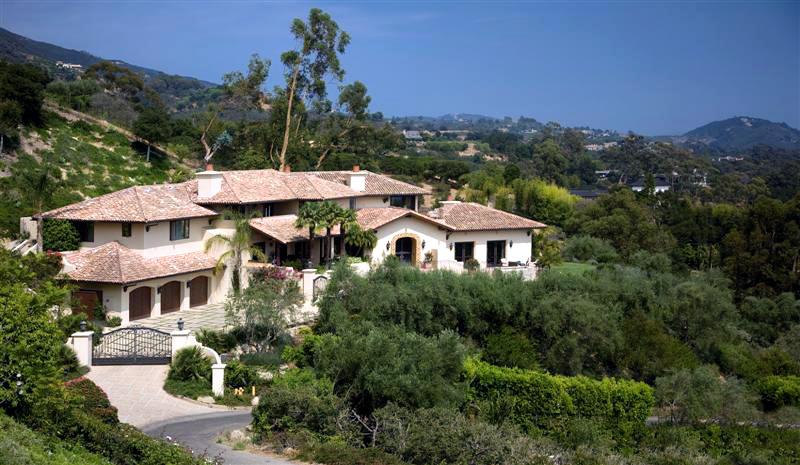 Stunning ocean view estate - Montecito