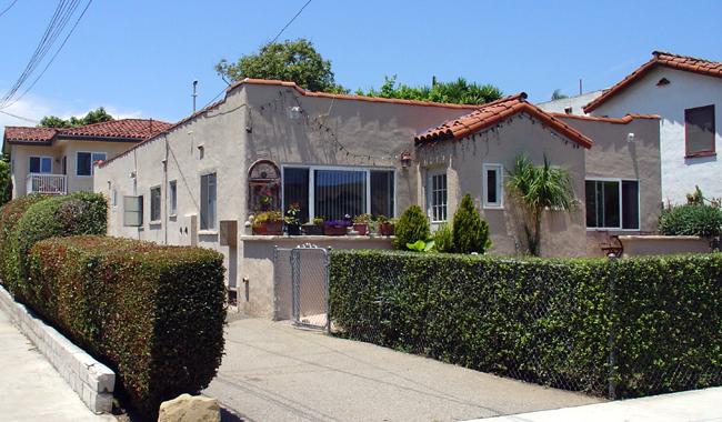 Bankruptcy Sale - Downtown Triplex - Santa Barbara