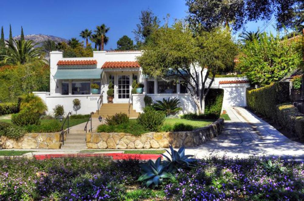 Ultra Charming Upper East Home - Santa Barbara