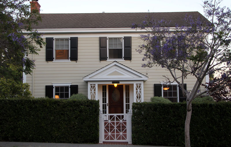 Upper East Colonial - Santa Barbara