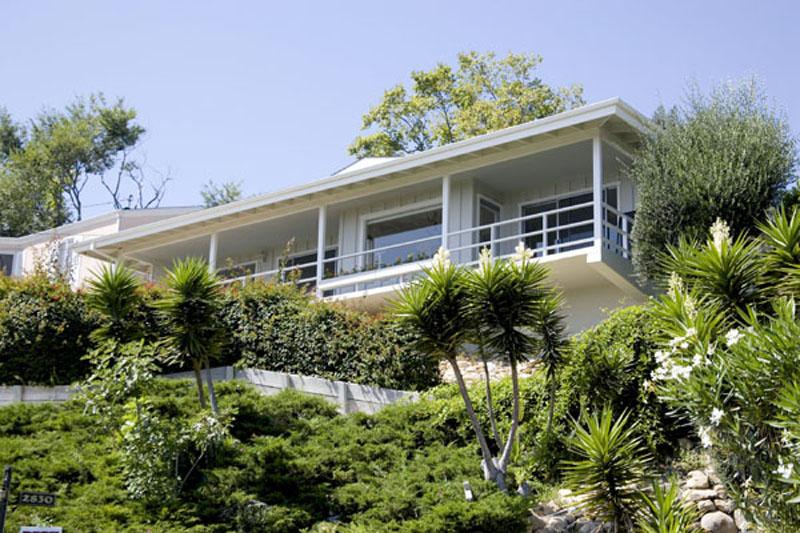 City and Ocean views from this Mission Canyon home - Santa Barbara