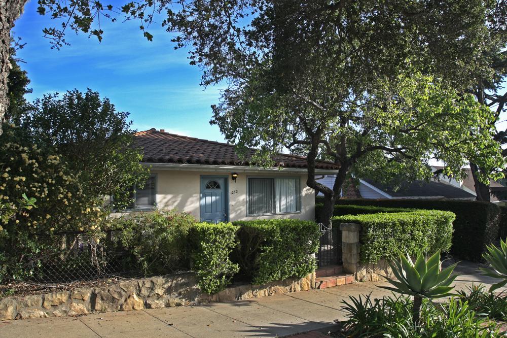 Bankruptcy sale - D'Alfonso constructed duplex - Santa Barbara