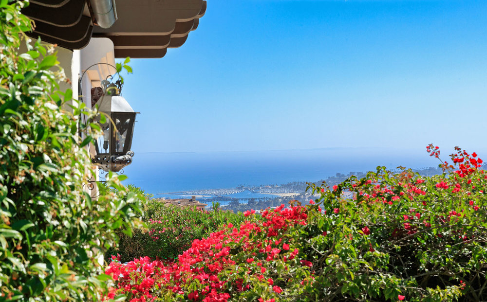 Peak to Port   in Montecito -   JUST SOLD!      OFFERED AT $2,595,000