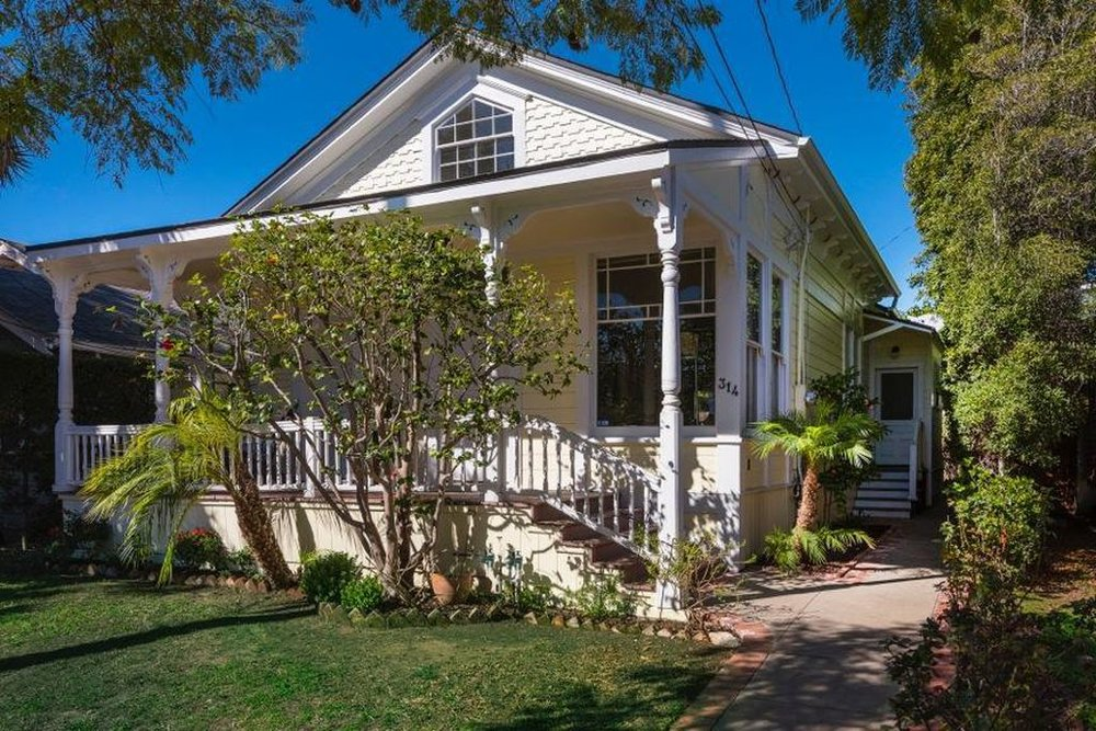 SOLD! Timeless 1890s Victorian    Offered at $916,000