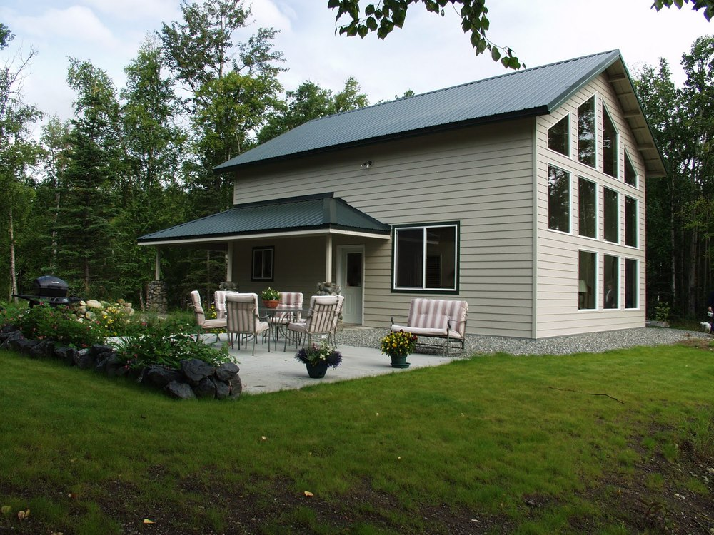 The perfect Alaska Vacation Rental