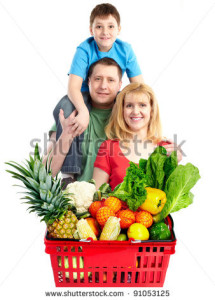 stock-photo-happy-family-with-a-grocery-shopping-basket-isolated-on-white-background-91053125-215x300.jpg