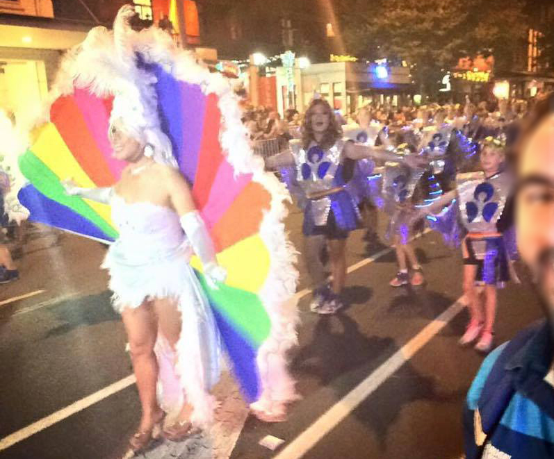 ANZ Pride March Parade, Auckland NZ, 2014-15