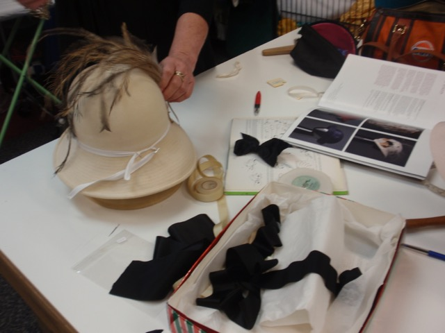 COSTUME WORKSHOPS