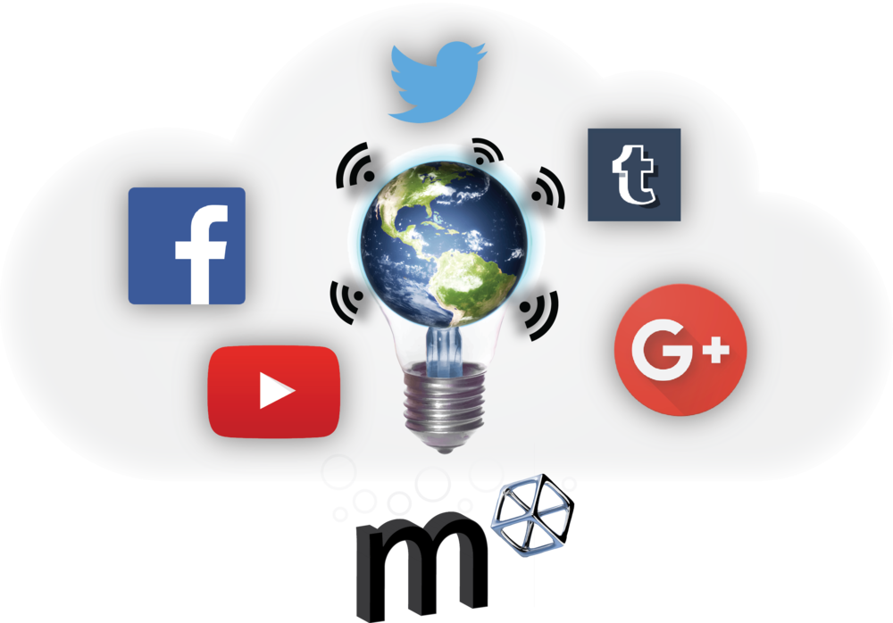 We'll manage your social media content, keeping your business up to date.