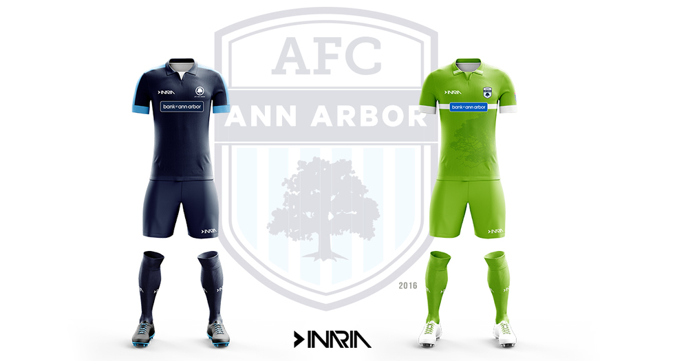 AFC Ann Arbor Partners with INARIA for Uniforms   Apparel — AFC Ann ... 60969dcce9a