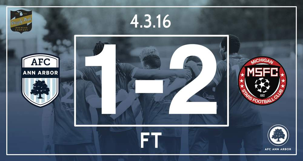 Match Recap  // Suarez 17' // Audi Ann Arbor Man of The Match: Jack Smith