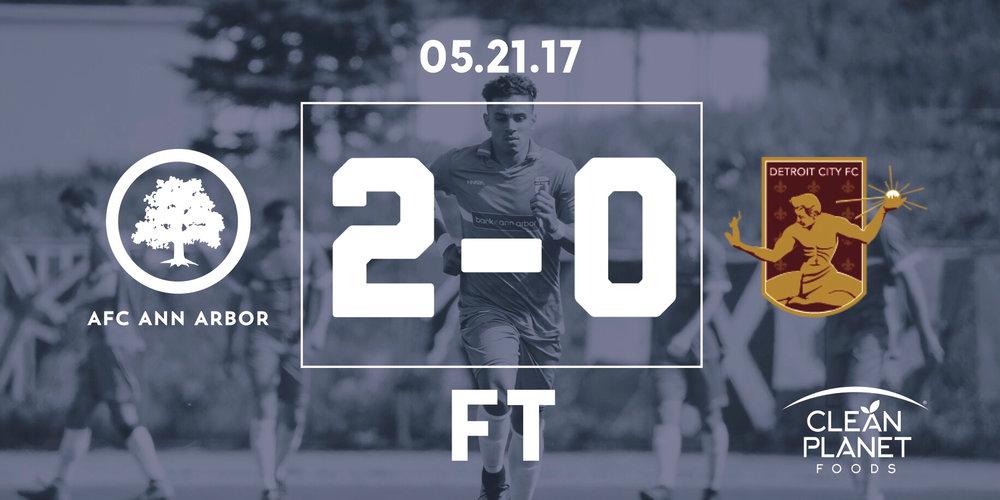 40',  61' Dario Suarez //  Match Recap  //  Video Highlights  //  Probility Play of the Game // Audi Ann Arbor Man of the Match: Dario Suarez