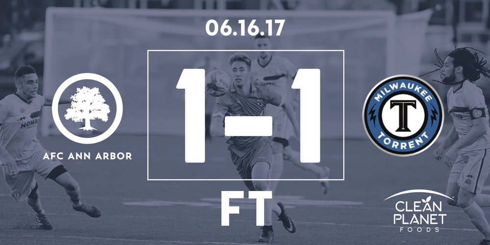 90'+ Vaughan // Probility Play of the Game // Audi Ann Arbor Man of the Match: James Vaughan // Match Recap