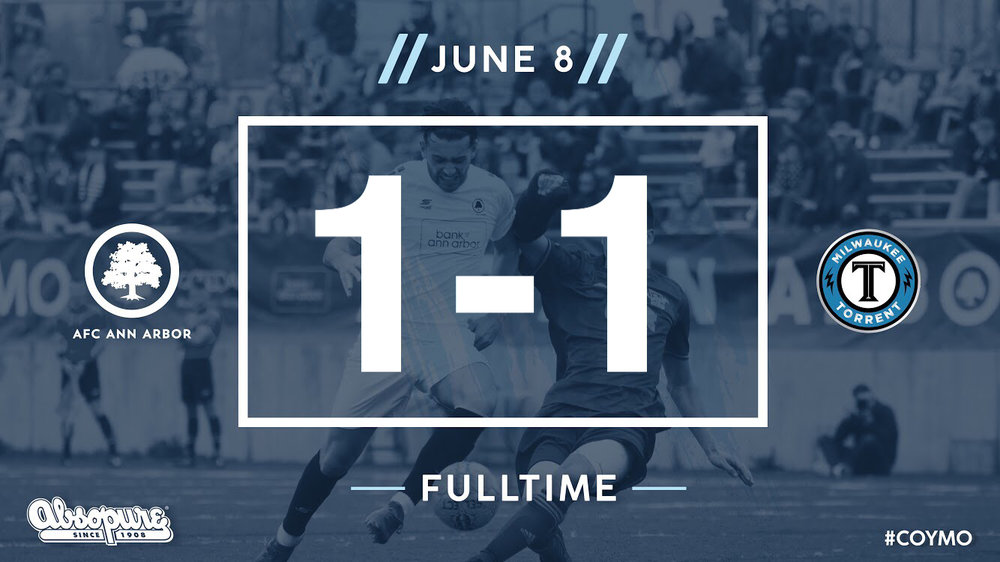 85' Gamwanya - Audi Ann Arbor Man of the Match: Serge Gamwanya     Match Recap  //  Official NPSL Game Report