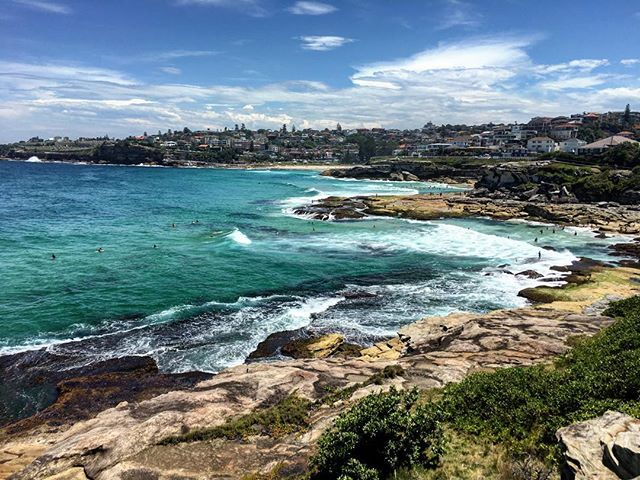 Summer in Sydney 🏄😎☀️#bondicoastalwalk #sydney #sansplans™