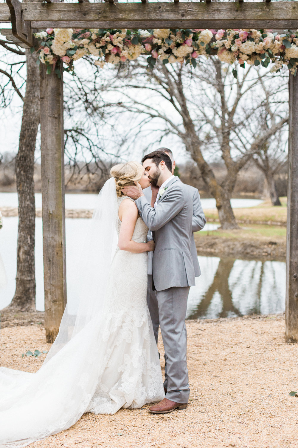 Lexi + Henre, December 2016 The Venue At Waterstone, Celina, TX