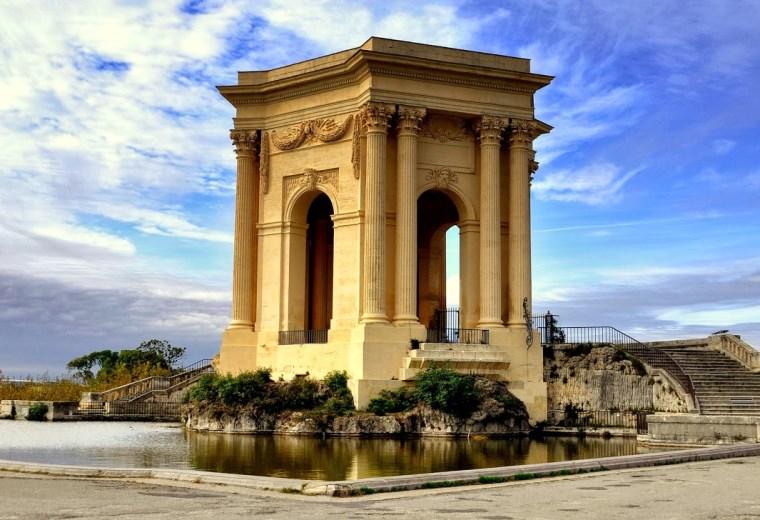 Château d'eau monument