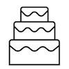 CAKE:  Stella Sweets Bakery