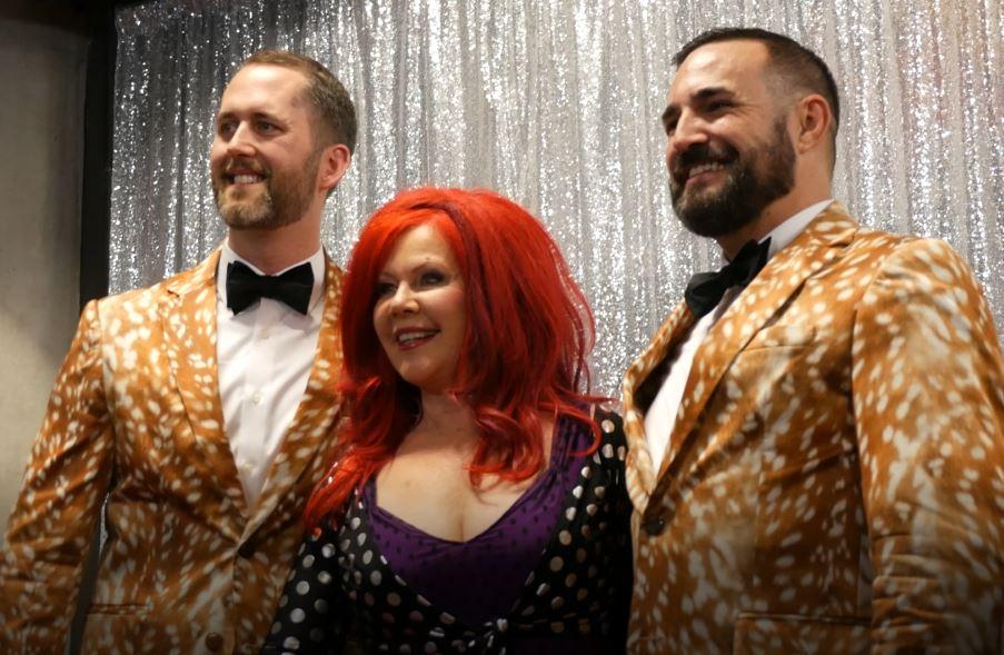 Benny, Kate & Nathan