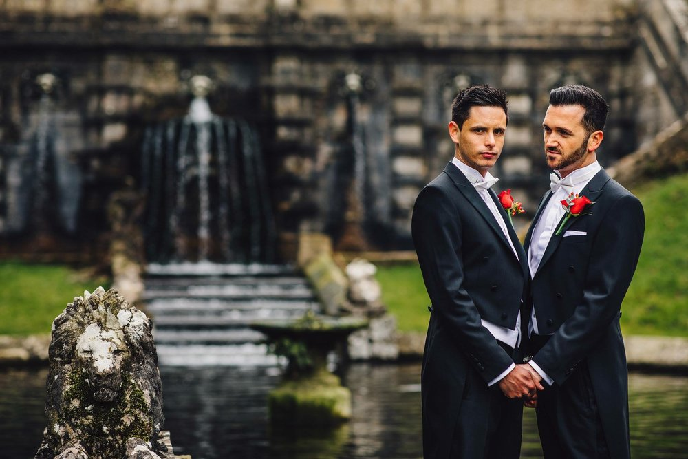 Jonathan & Kurt All photos: J S Coates Wedding Photography