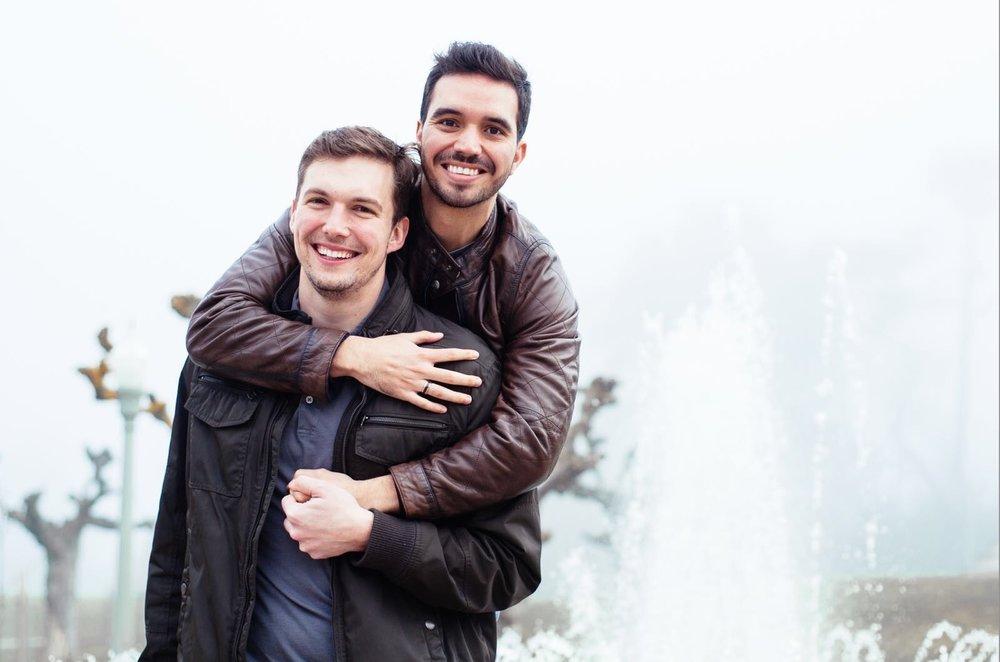 WEDDING WISDOM: ELI & DAVID