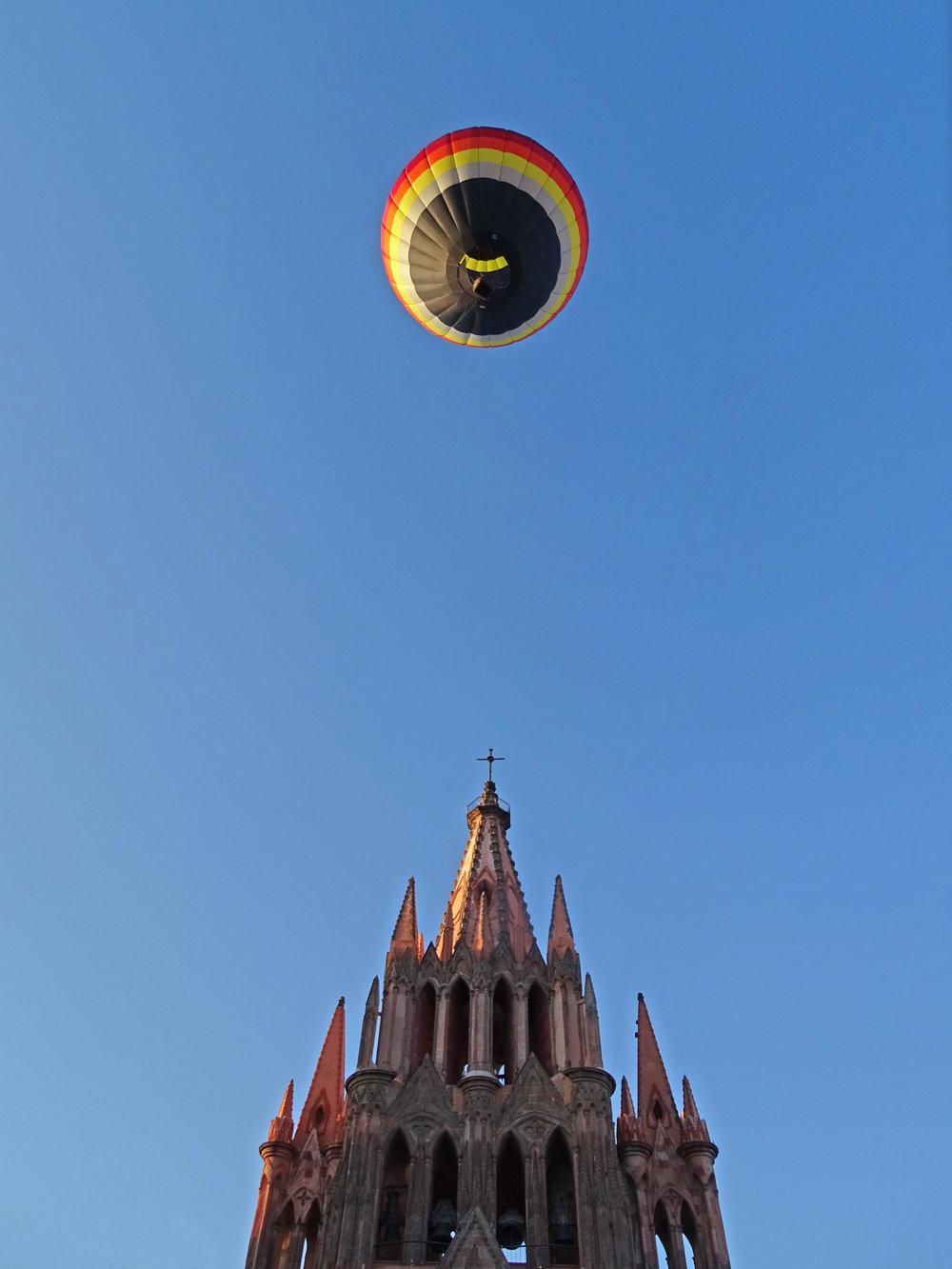 Parroquia San Miguel Arcangel 2 - San Miguel de Allende.JPG