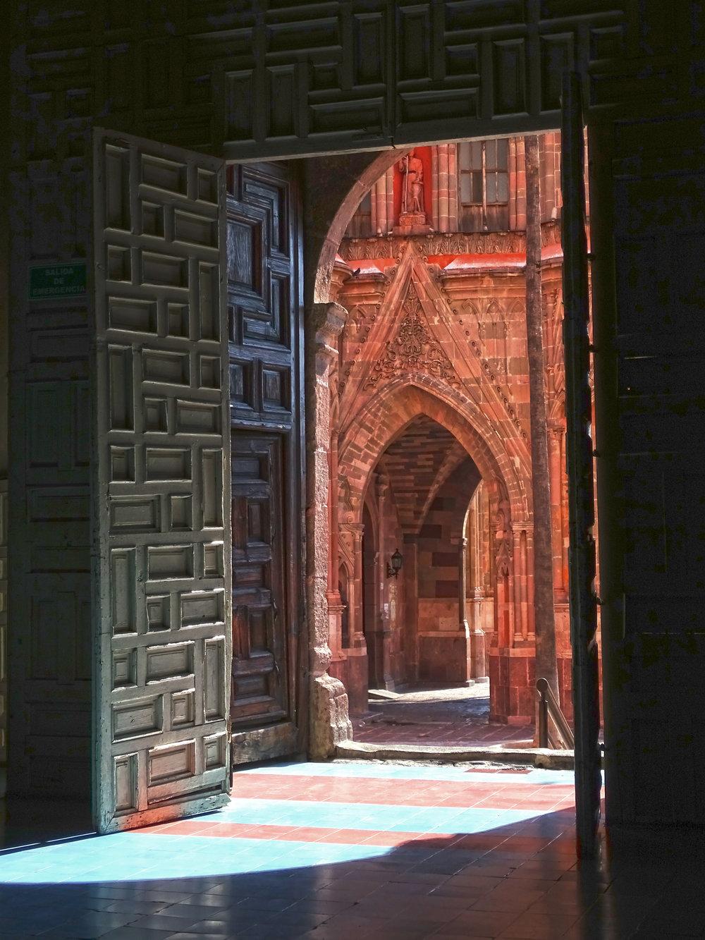 Parroquia San Miguel Arcangel 3 - San Miguel de Allende.JPG