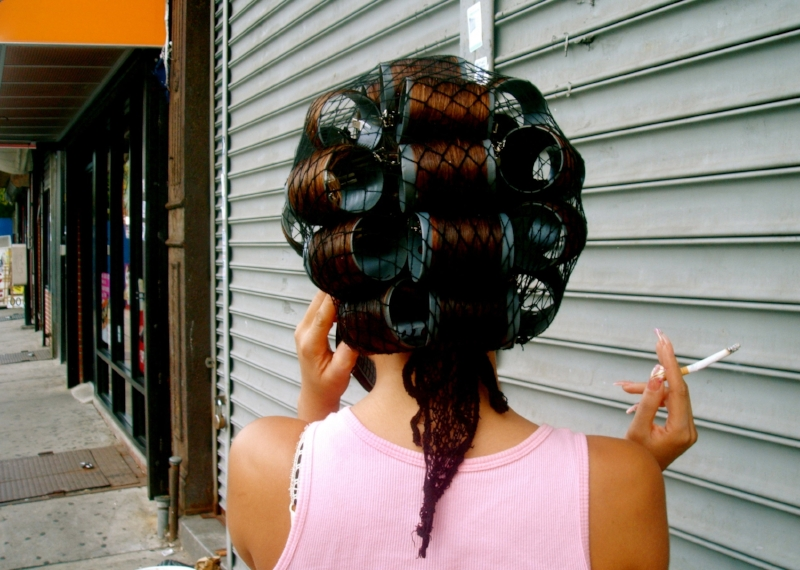 Glamour Break Diva, Harlem, NYC by Ruben Natal San-Miguel