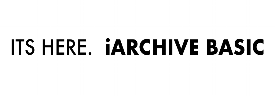 iArchive Basic is here.jpg