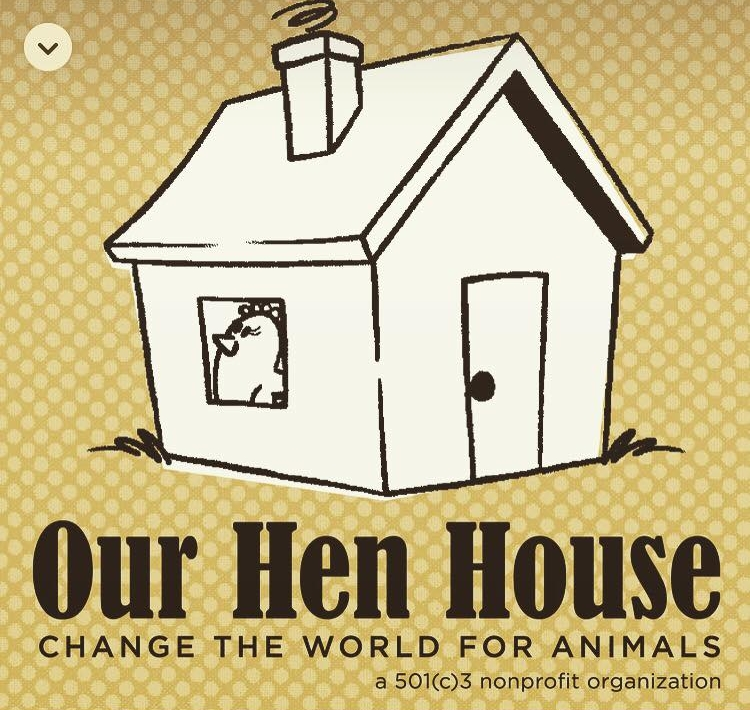 OUR HEN HOUSE PODCAST (FEBRUARY 2017) -