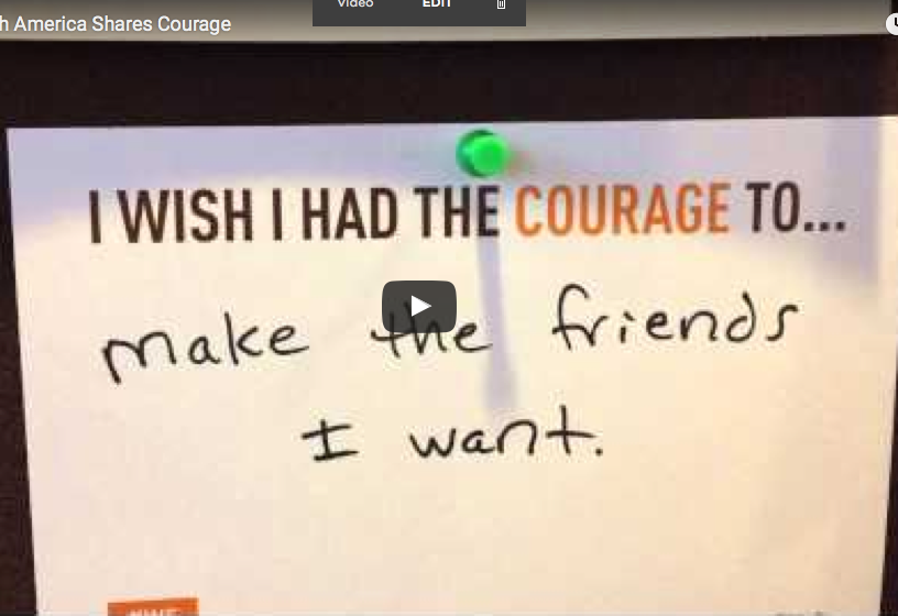 Video: Mental Health America Shares Courage