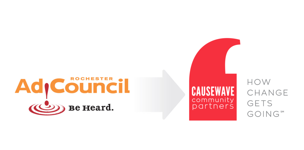 Ad Council of Rochestser, Causewave Community Partners