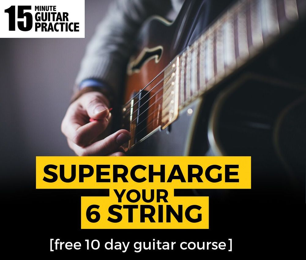 Supercharge Your Six String