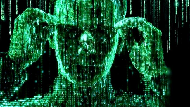 Once you can see The Matrix you decipher 1000s of popular songs