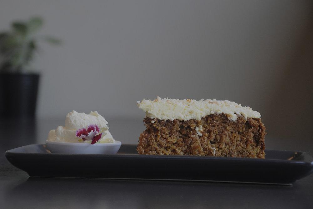 Carrot Cake - housemade