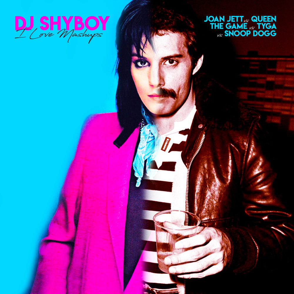DJ ShyBoy - I Love Mashups