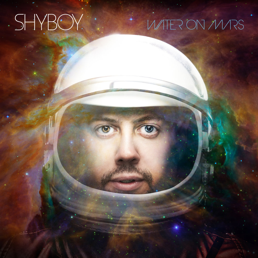 ShyBoy - Water on Mars Album Art