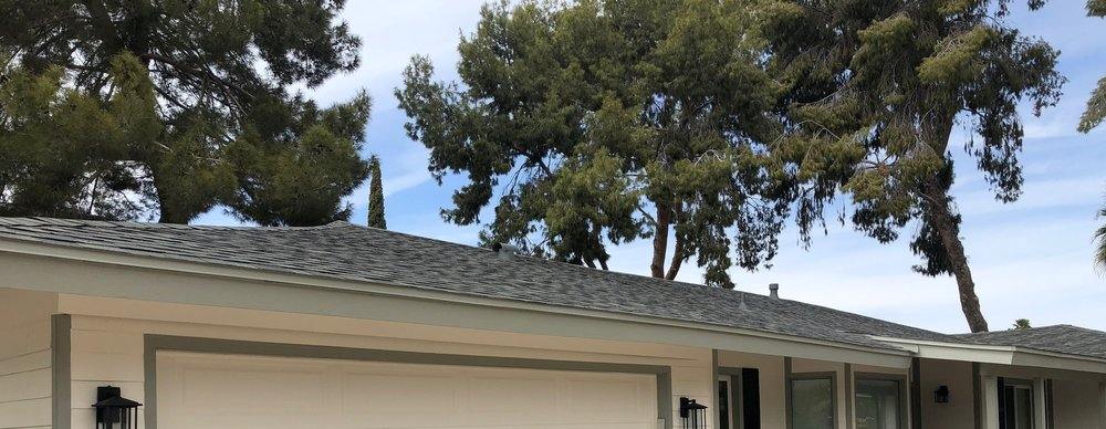 NEW SHINGLES - A GREAT WAY TO ADD COLOR AND CHANGE THE LOOK OF YOUR HOME.
