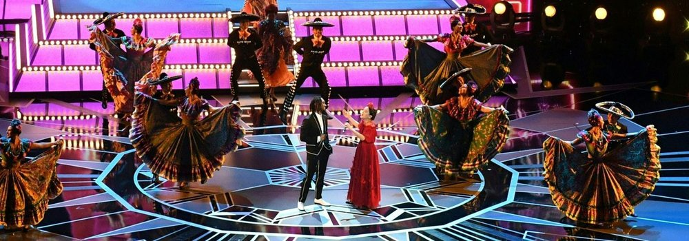 Ballet Folklorico de Los Angeles at the 90th Academy Awards